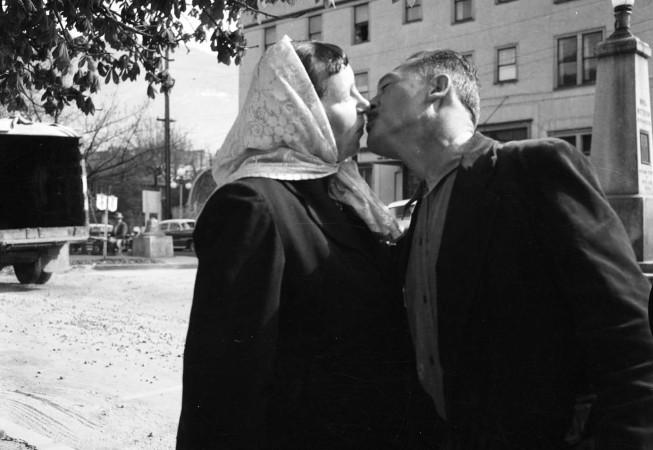 Sylvia Grace Borda: Kissing Project