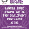 Arts Education: Winter Spring & Summer Semester