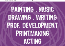 Arts Education: Spring & Summer Semester